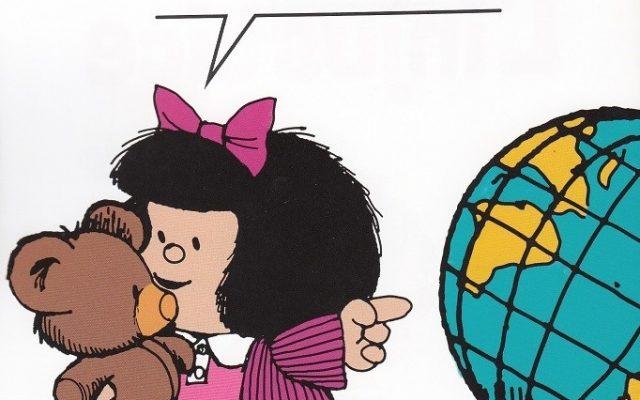 Mafalda donneuse de leçons
