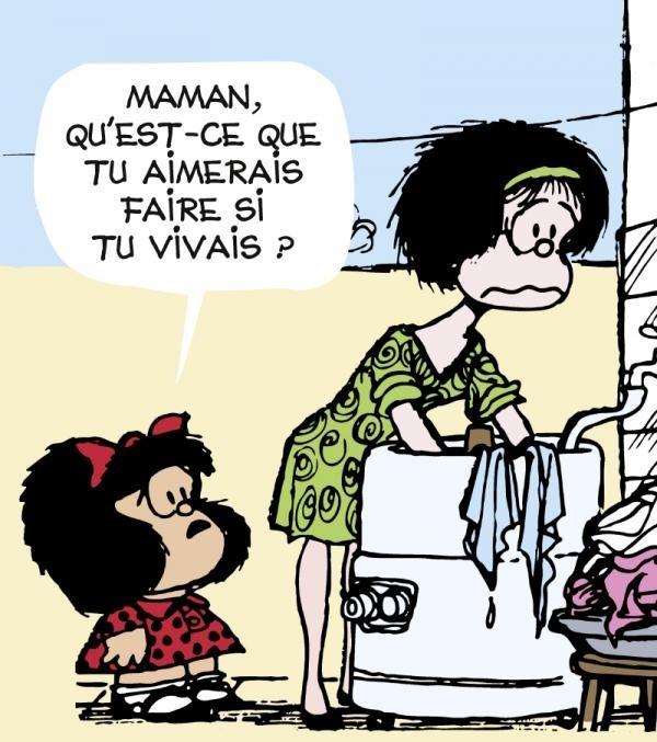 mafalda vivre